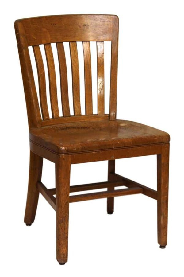 Sikes Solid Wood Office Chair
