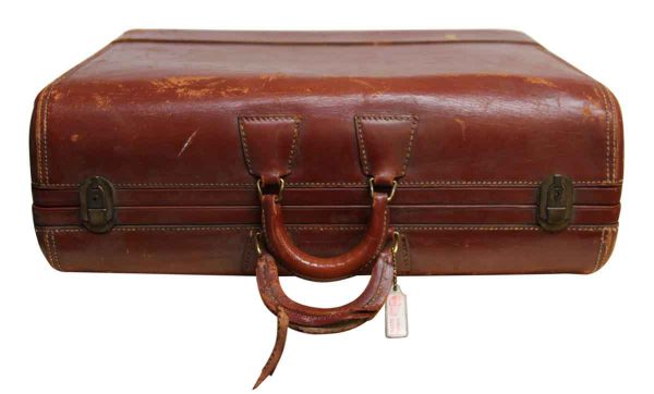 Red Colonel Suitcase