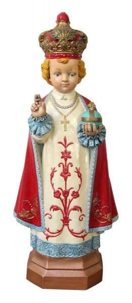 Ceramic Religious Statue