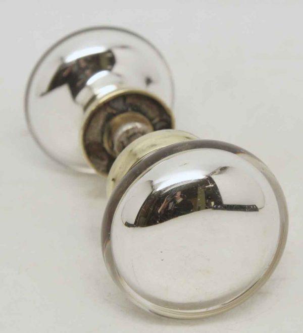 Mercury Glass Doorknob Set