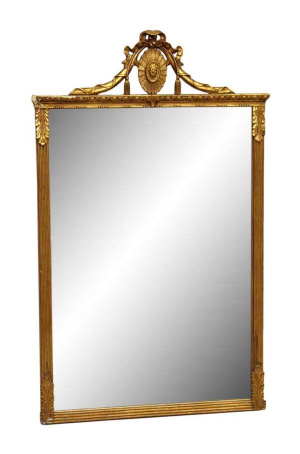 Ornate Gilded Mirror