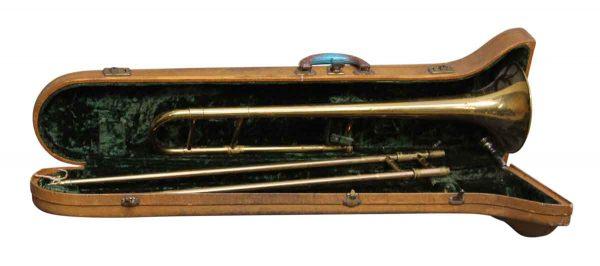 Vintage Brass Trombone