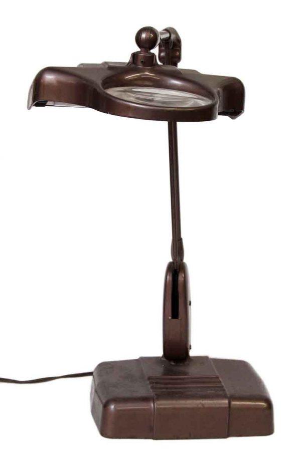 Adjustable Dazor X-Ray Lab Lamp