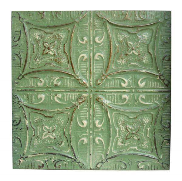 Inland Green Tin Panel