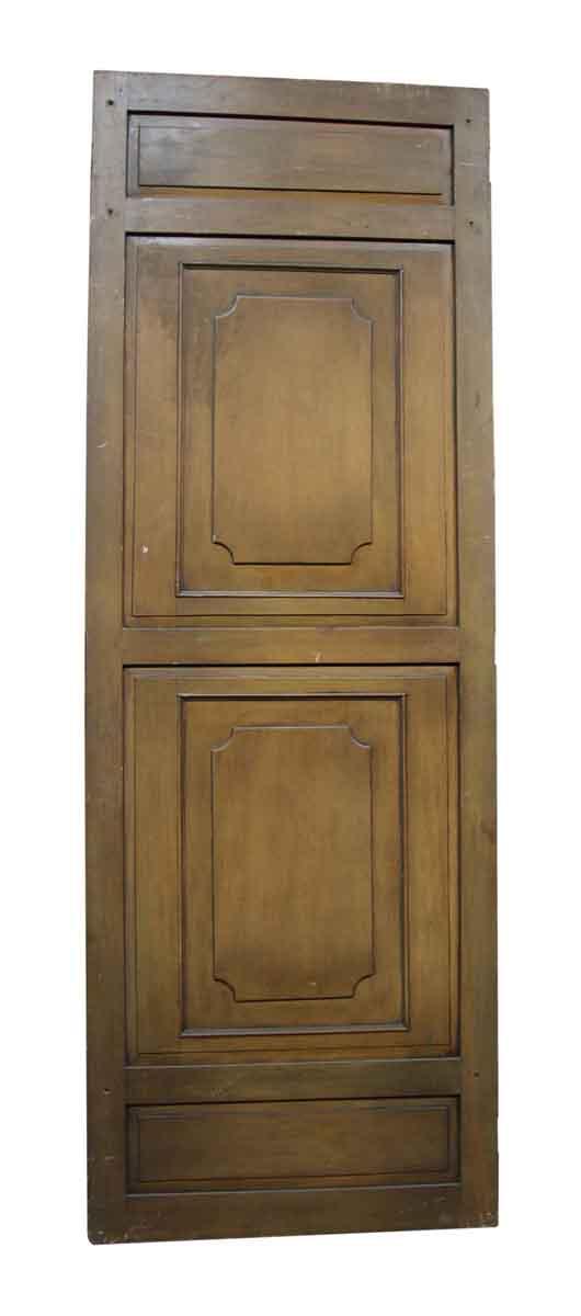 Medium Stained Door