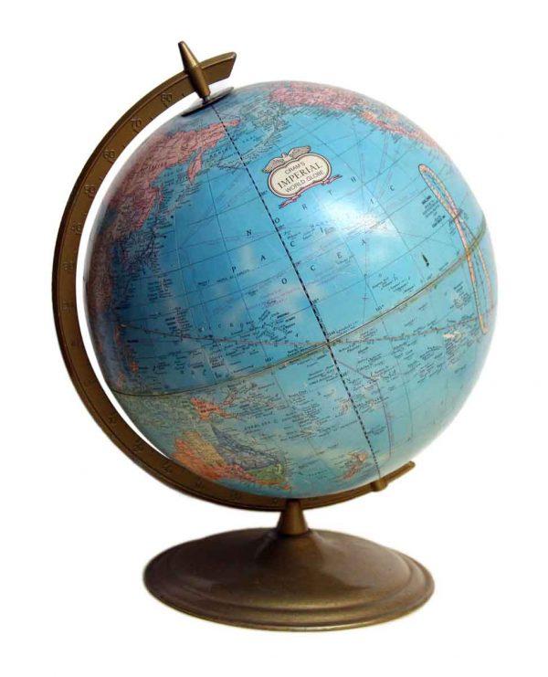 Cram's Imperial World Globe
