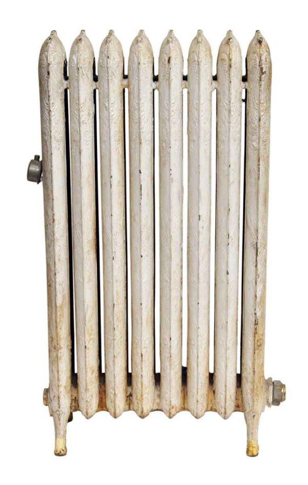 Ornate Iron Radiator