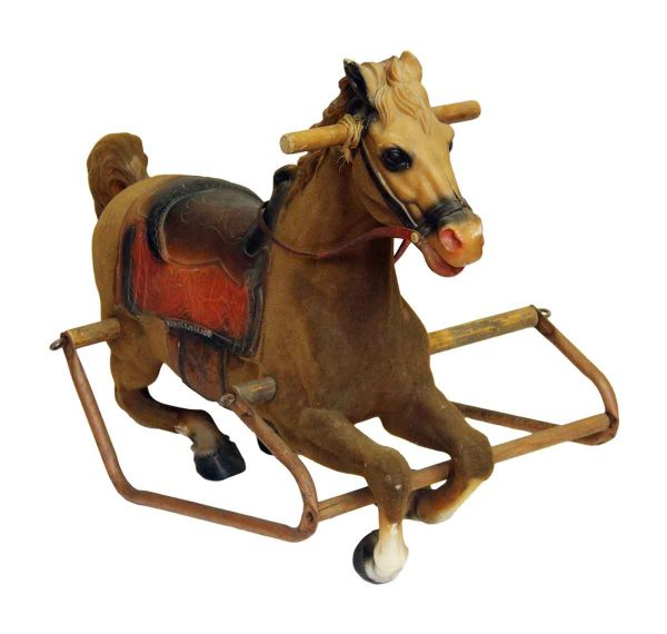 Part of a Wonderhorse Rocker
