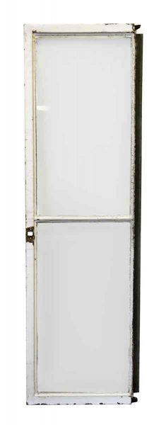 Double Pane Narrow Window