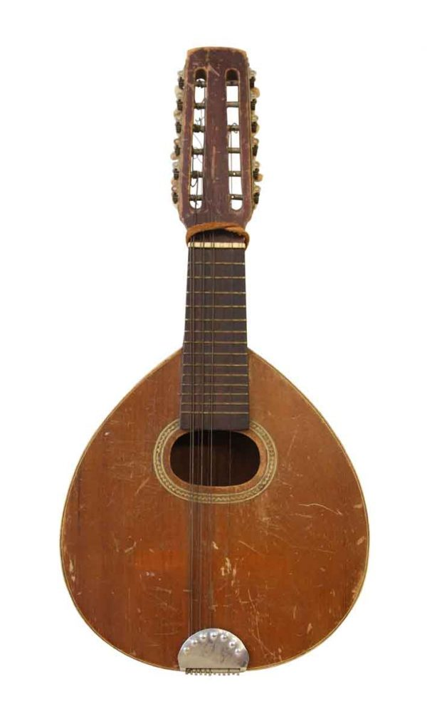 Twelve String Acoustic Vintage Guitar