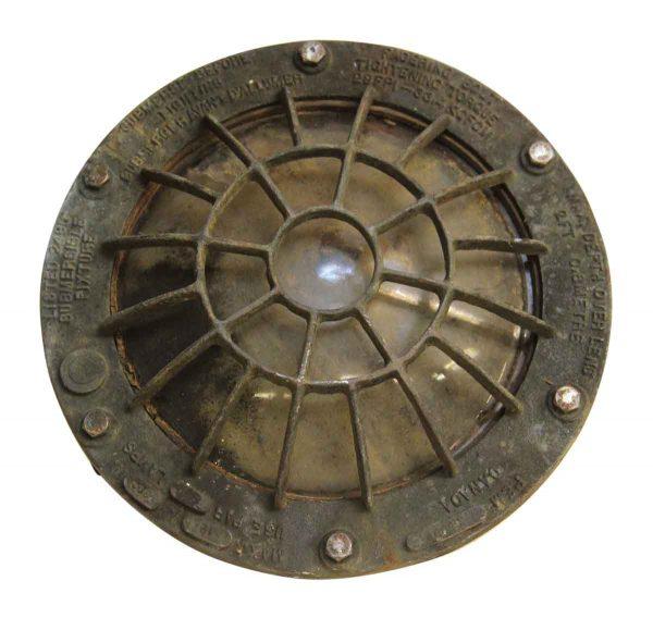 Industrial Submersible Fixture