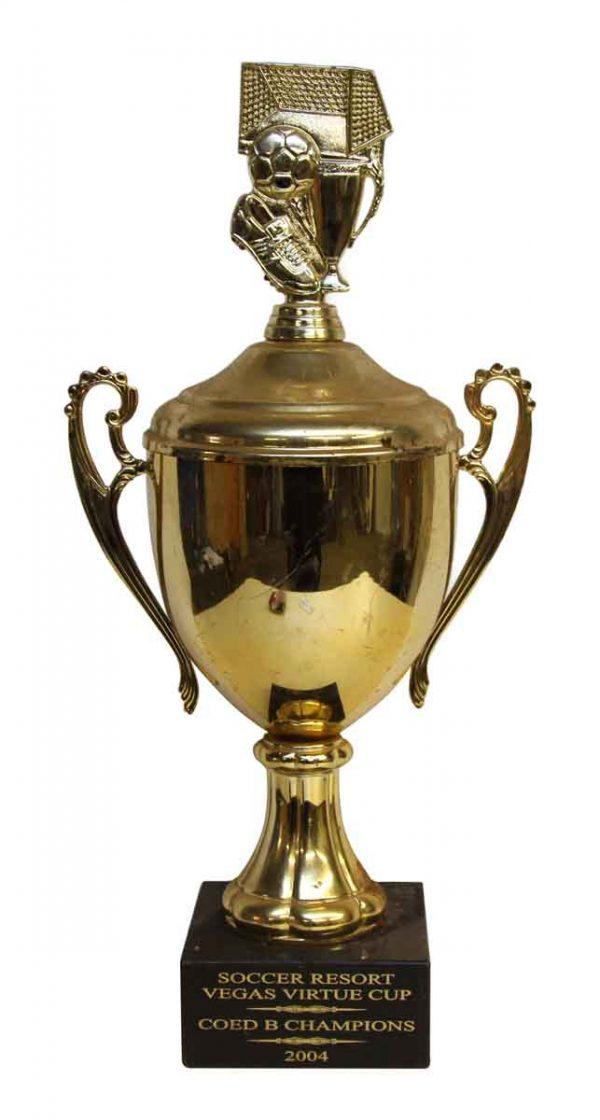 2004 Soccer Brass Trophy
