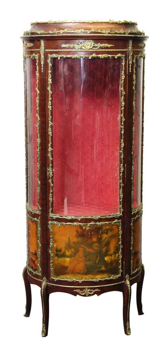 Ornate Decorative Antique Cabinet