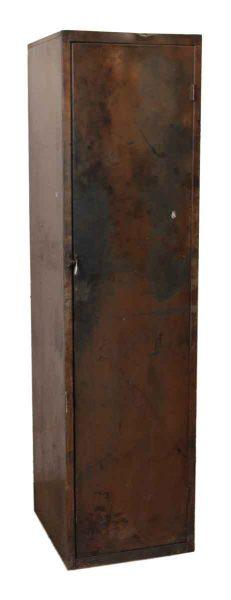 Black Steel Locker