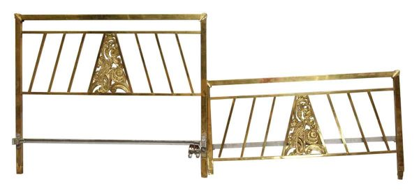 Brass Full Size Bed Frame
