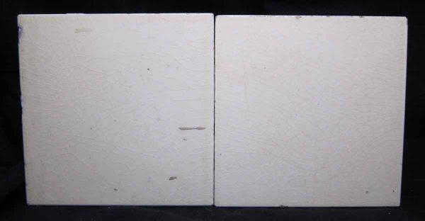Off White Square Tiles