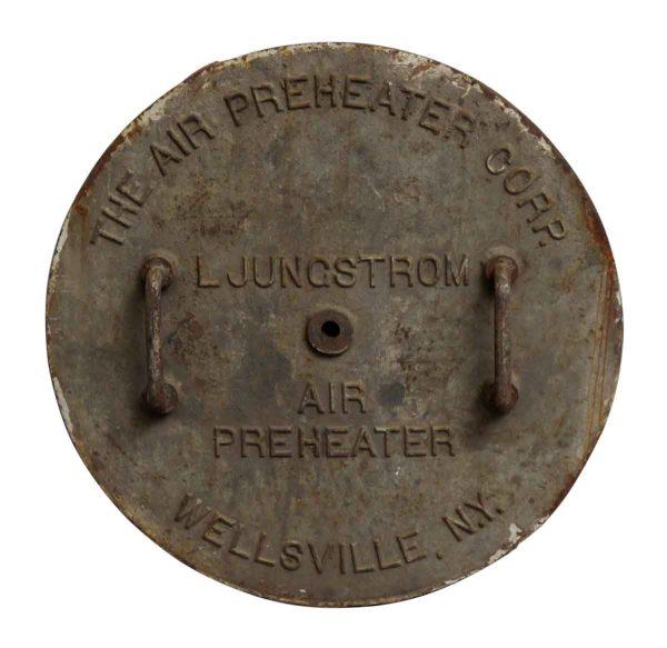 Air Preheater Iron Cover
