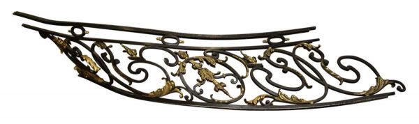 Wrought Iron Winding Stair Case Railing