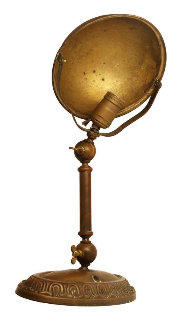 Unusual Swing Arm Wall Lamp