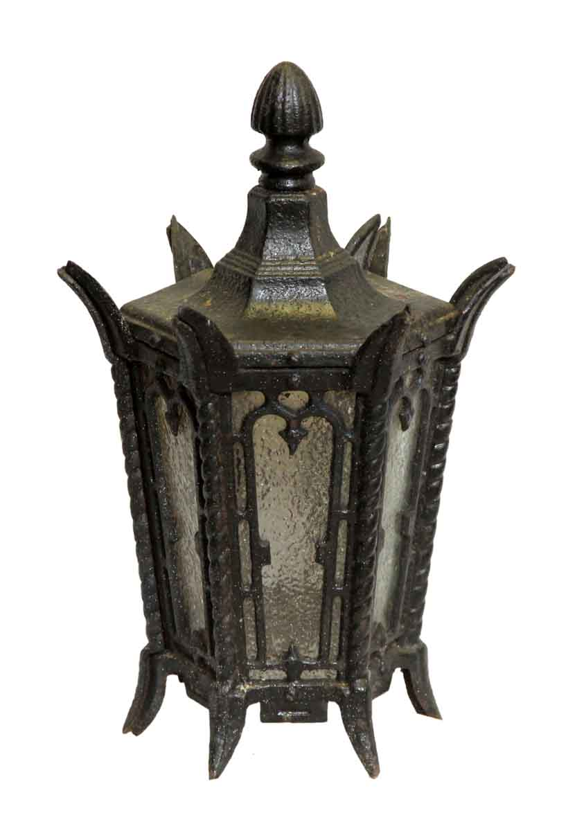 Set Of Lamp Post Tops Amp Entry Lantern Olde Good Things