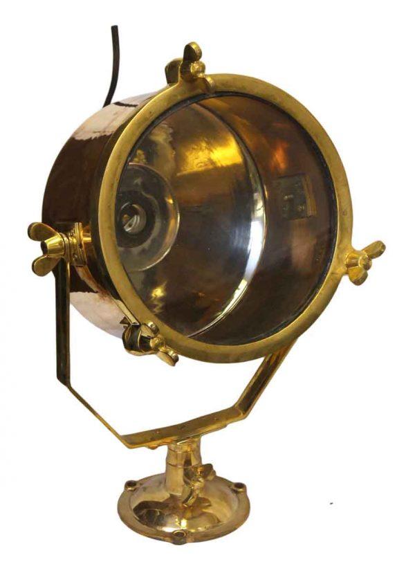 Brass Ship Light