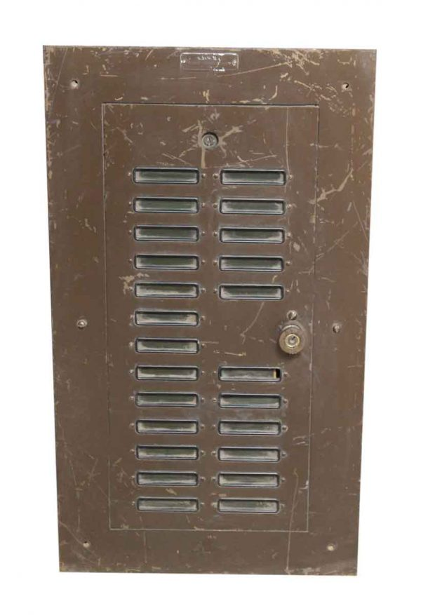 Commercial Electric Control Box