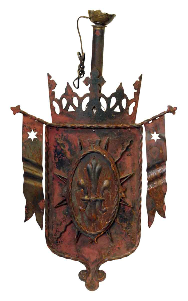 Unique Medieval Style Shield Light Olde Good Things