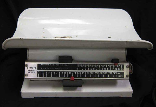 Vintage Deteco Infant Scale
