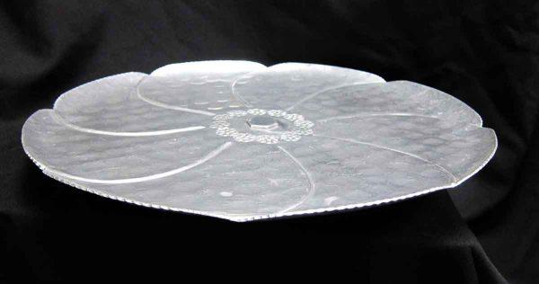 Buenilum Hand Wrought Aluminum Platter