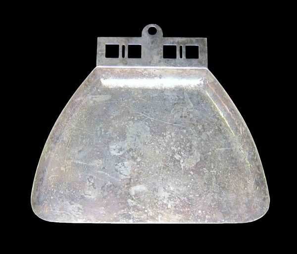 Antique Silver Plated Dust Pan