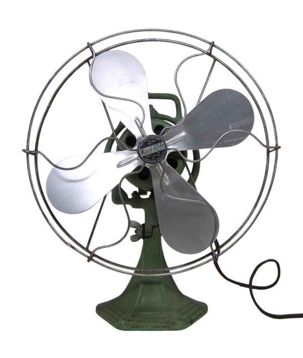 Green Kool Rite Fan