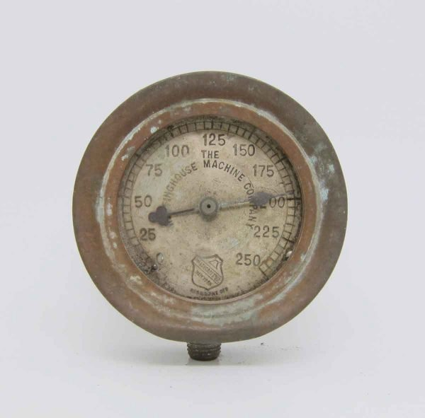the Westinghouse Machine Company Meter