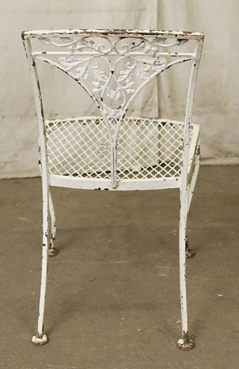 Vintage Iron Dining Room Table Amp Chairs Olde Good Things
