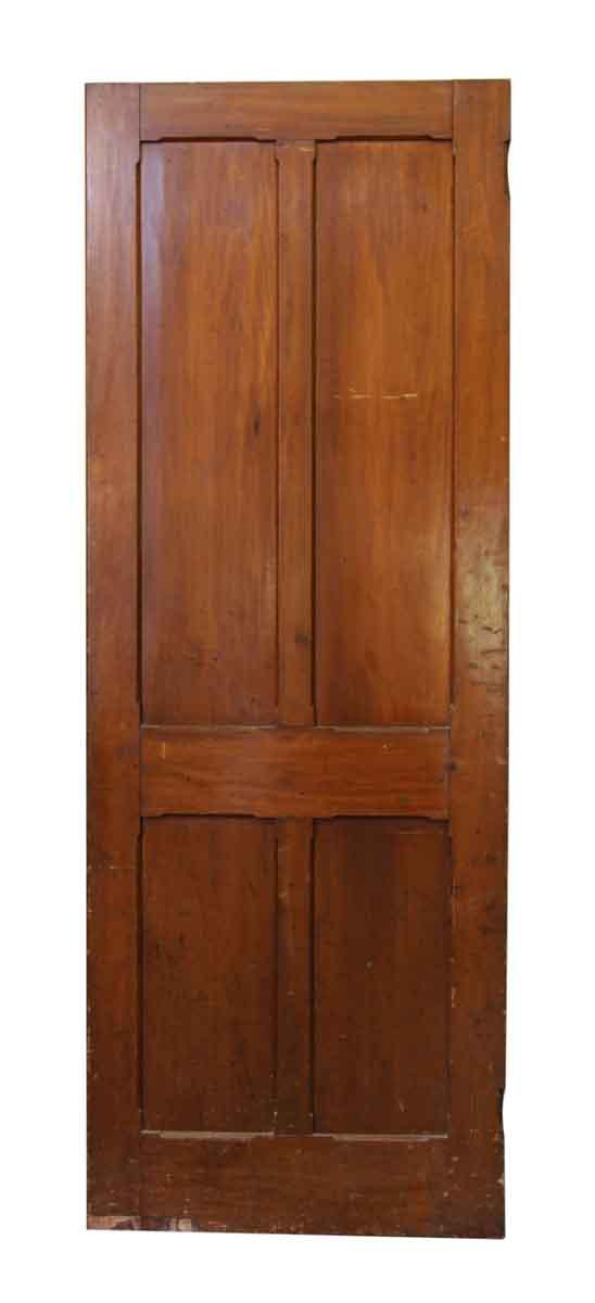 Wooden Chaffered Door