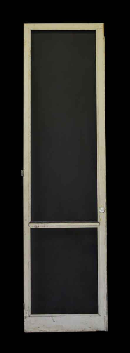 Single Vintage Screen Door