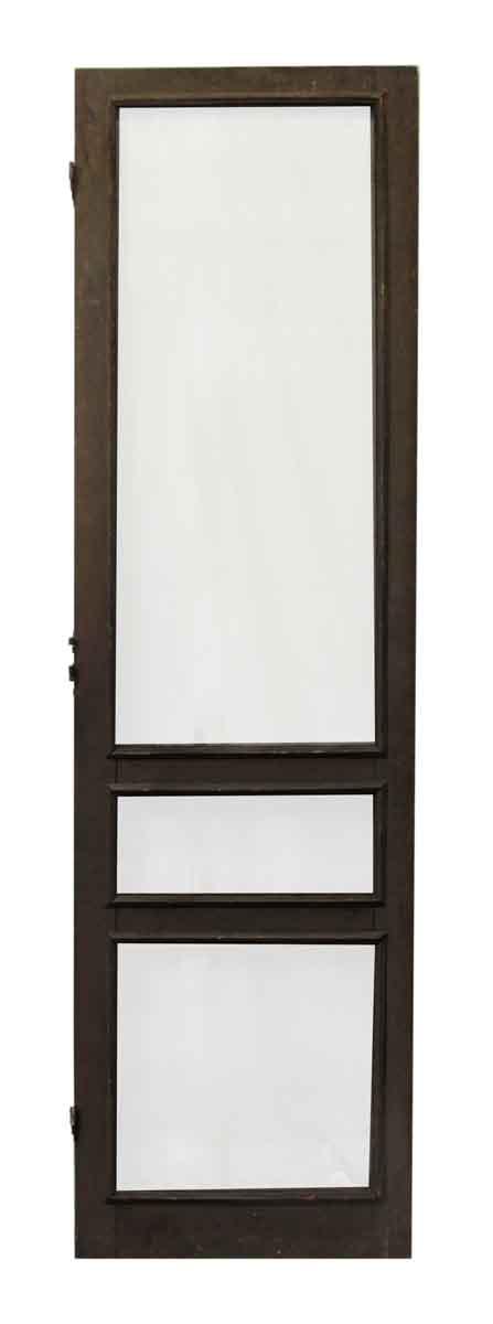 Brown Screen Door