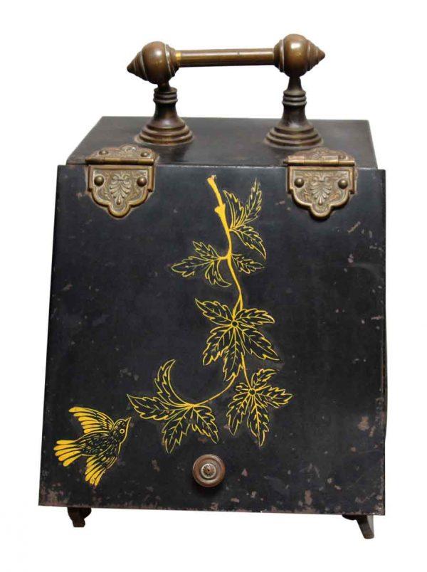 Vintage Fireplace Box