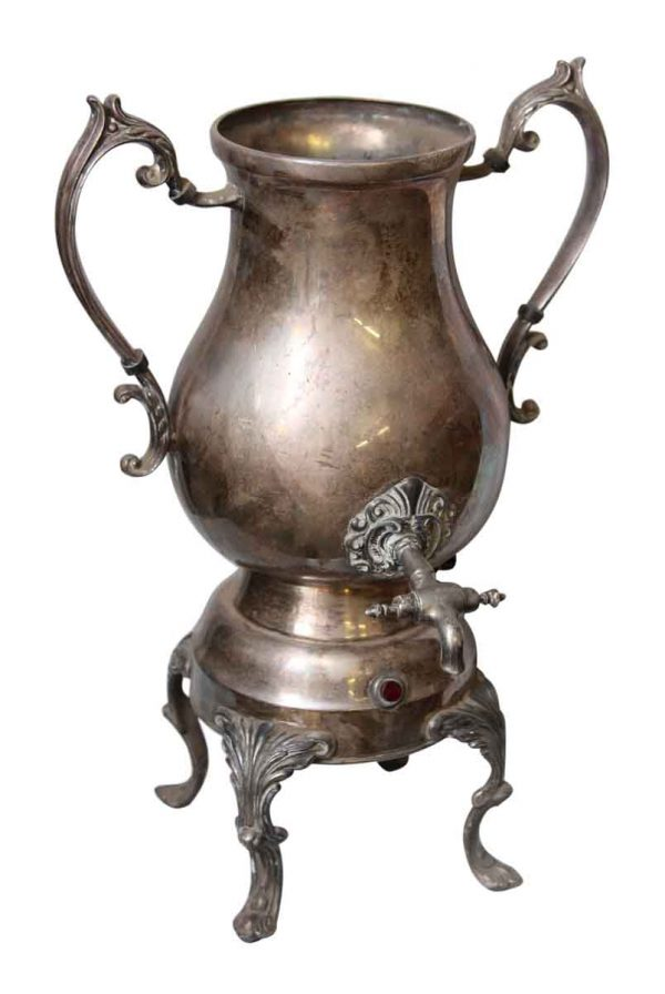 F.b. Rogers Silver Plated Coffee Urn