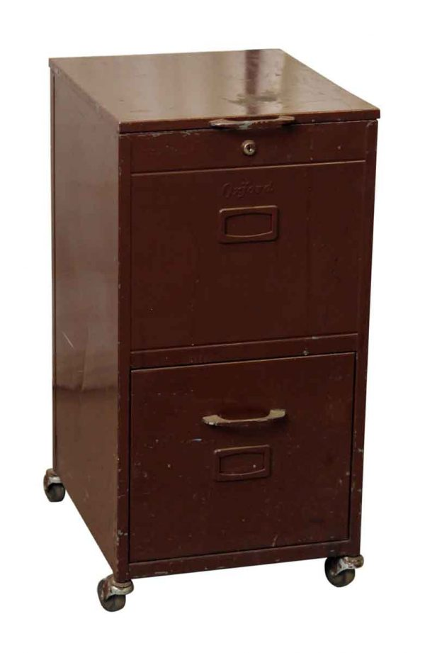 Oxford Metal Filing Cabinet