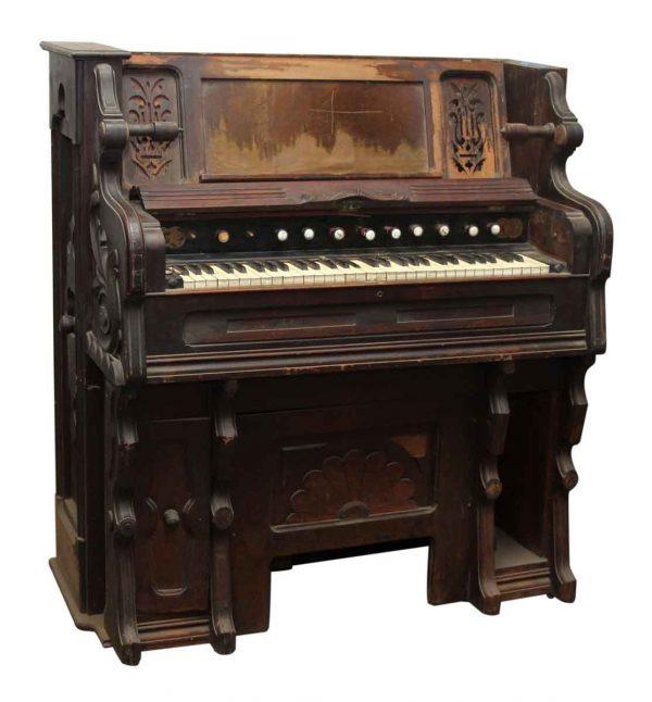 Victorian Church Organ