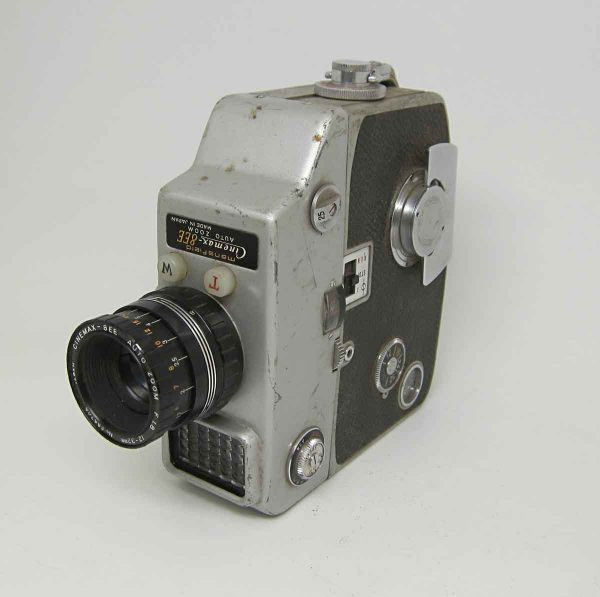 Mansfield Cinemax 8ee Auto Zoom Camera