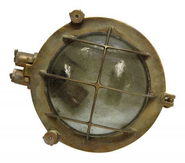 Nautical Round Sconce