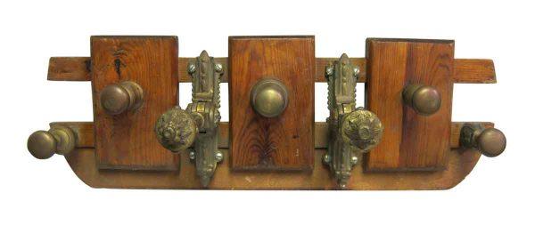 Decorative European Coat Rack