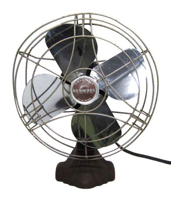 Vintage Brown Kenmore Fan