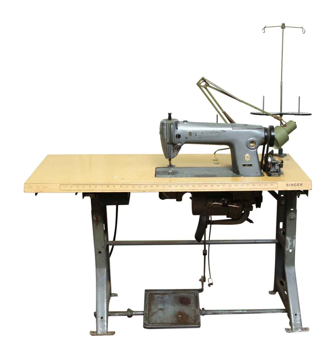 Singer Commercial Sewing Machine Table
