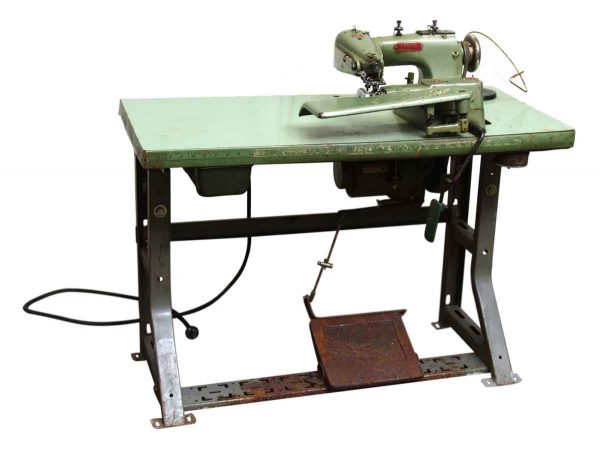 Lewis Sewing Commercial Machine Table