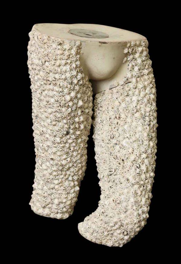 Textured Man Mannequin Torso