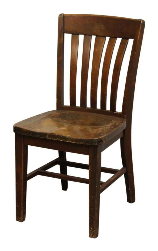 Allen Wooden Chair