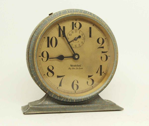 Westclox Big Ben de Luxe Alarm Clock