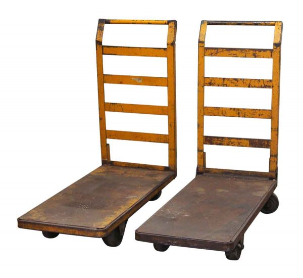 Metal Warehouse Carts